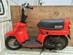 川崎市幸区のスクーター回収例