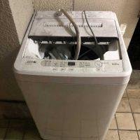 横浜市港北区にて回収させていただいた洗濯機