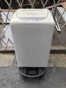 横浜市中区で洗濯機を不用品回収いたしました