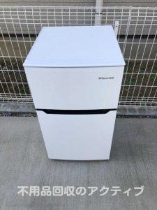 無料回収した冷蔵庫